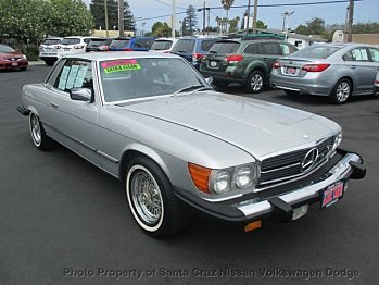 1977 Mercedes-Benz 450SL for sale 100877407