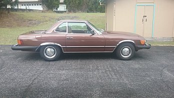 1977 Mercedes-Benz 450SL for sale 100925421