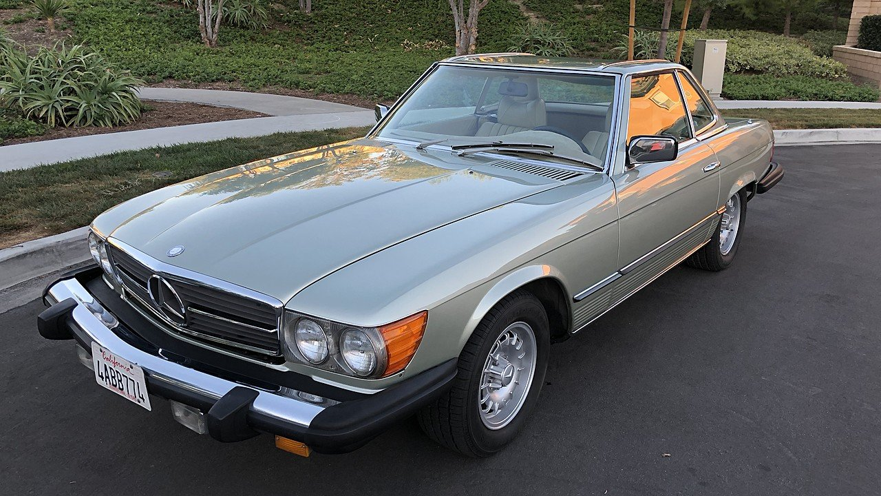 1977 Mercedes-Benz 450SL for sale 100878955