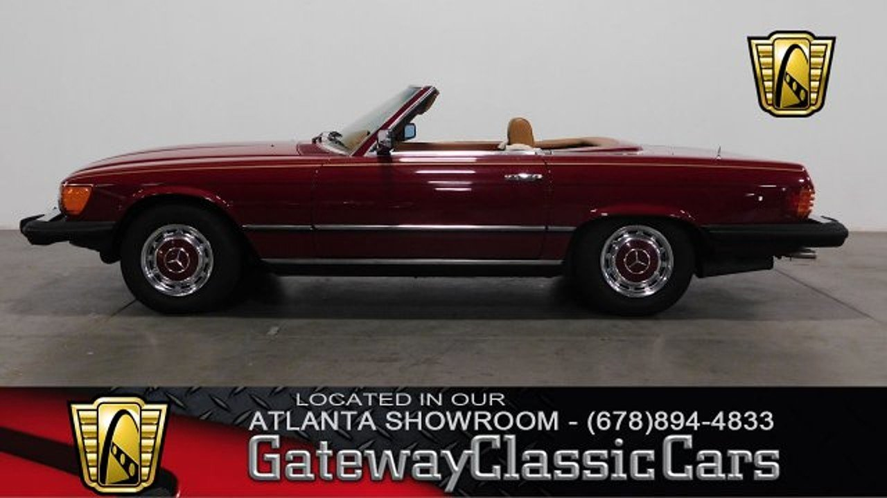 1977 Mercedes-Benz 450SL for sale 100966341