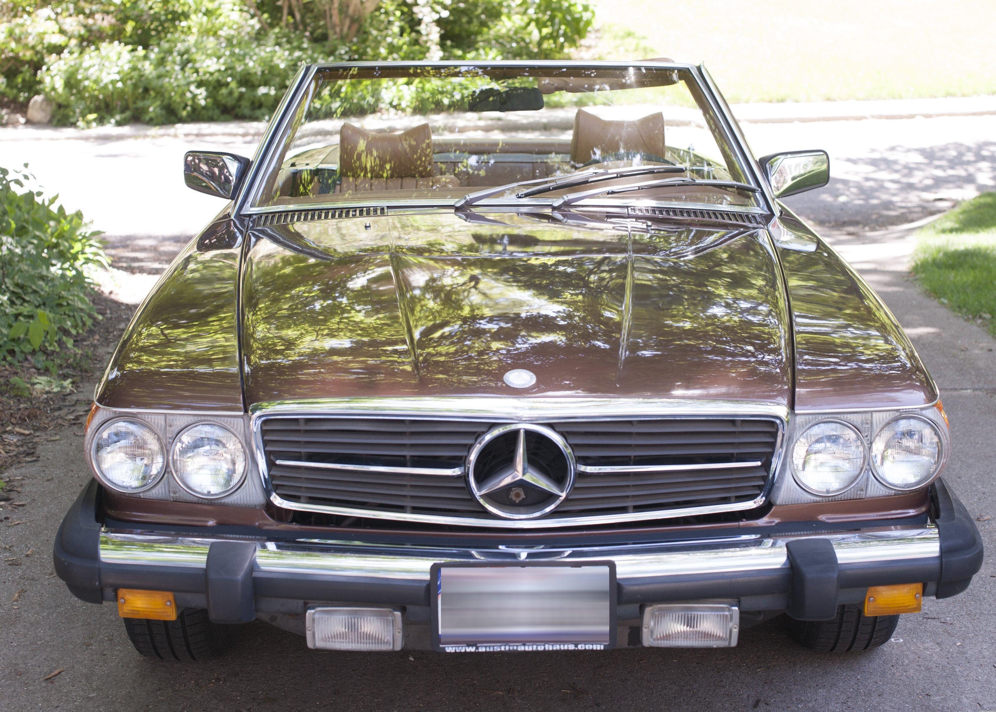 1977 Mercedes Benz 450SL For Sale 100985765