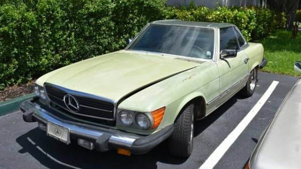 1977 Mercedes-Benz 450SL for sale 101003828