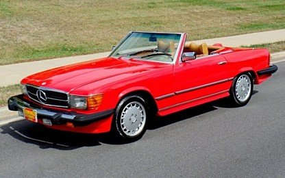 1977 Mercedes-Benz 450SL for sale 100723647