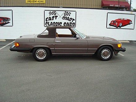 1977 Mercedes-Benz 450SL for sale 100736097