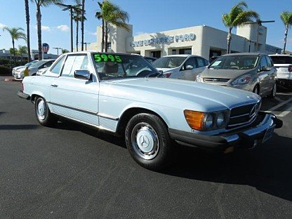 1977 Mercedes-Benz 450SL for sale 100877932