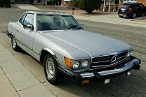 1977 Mercedes-Benz 450SL for sale 100888120