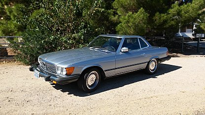 1977 Mercedes-Benz 450SL for sale 100893005