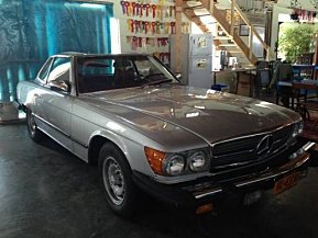 1977 Mercedes-Benz 450SL for sale 100906558