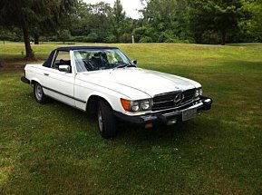 1977 Mercedes-Benz 450SL for sale 100959516