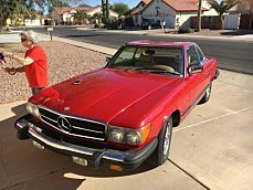 1977 Mercedes-Benz 450SL for sale 100966616