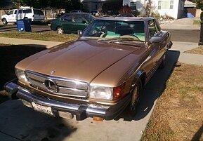 1977 Mercedes-Benz 450SL for sale 100984503