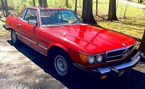 1977 Mercedes-Benz 450SL for sale 101000819