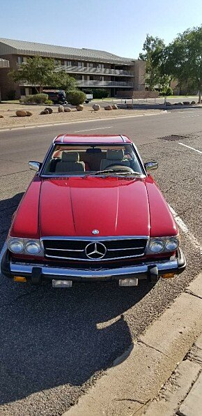 1977 Mercedes-Benz 450SL for sale 101023489
