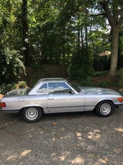 1977 Mercedes-Benz 450SL for sale 101029555