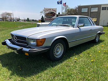 1977 Mercedes-Benz 450SLC for sale 100987921