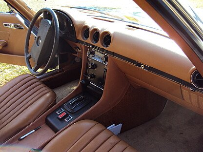 1977 Mercedes-benz 450sl for sale 100729571