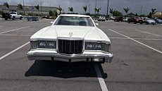 1977 Mercury Cougar for sale 100829497