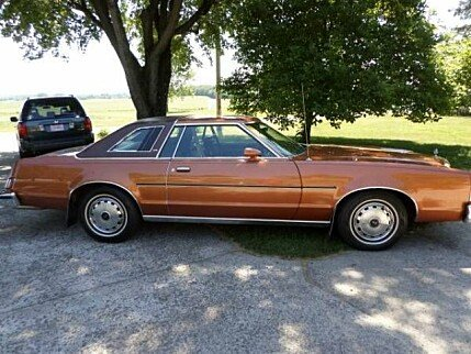 1977 Mercury Cougar for sale 100856972