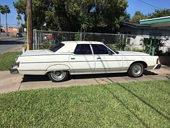 1977 Mercury Grand Marquis for sale 100928930