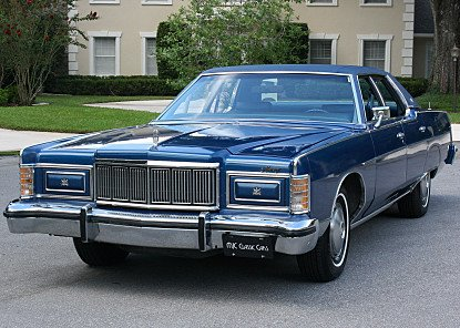 1977 Mercury Marquis Sedan for sale 100789928