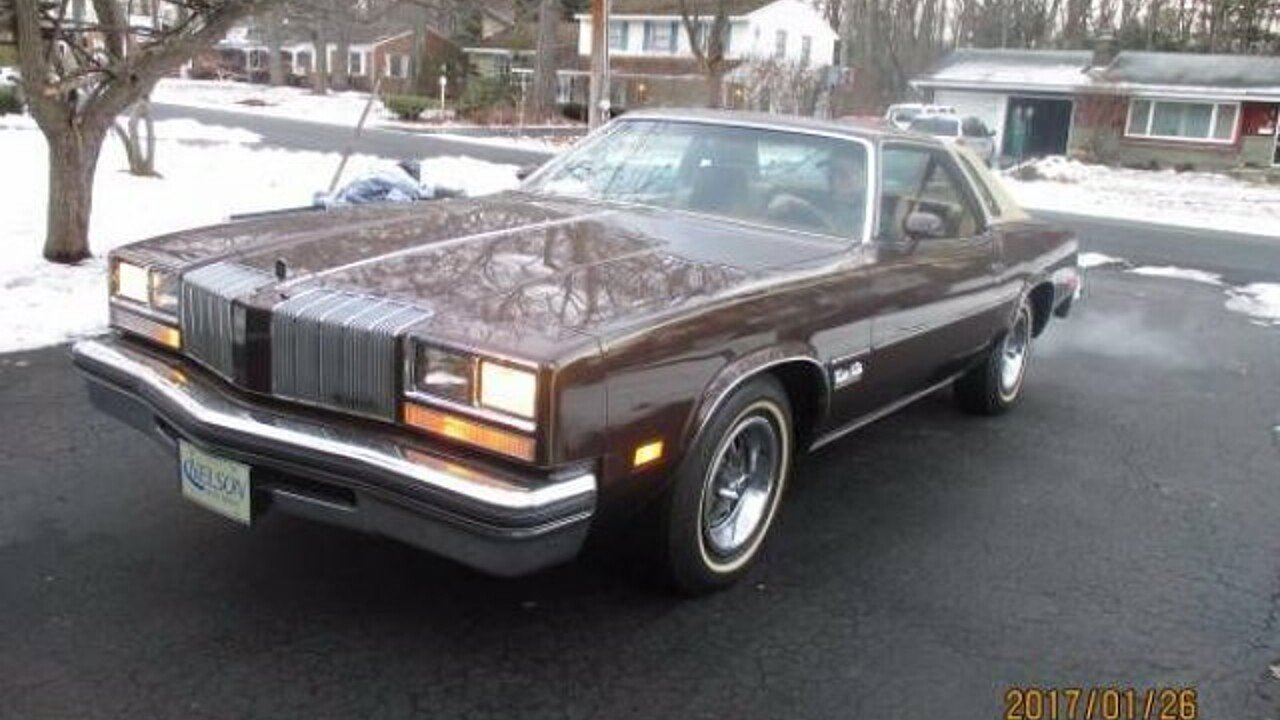 1977 Oldsmobile Cutlass Classics For Sale Classics On Autotrader