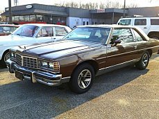 1977 Pontiac Bonneville for sale 100780462