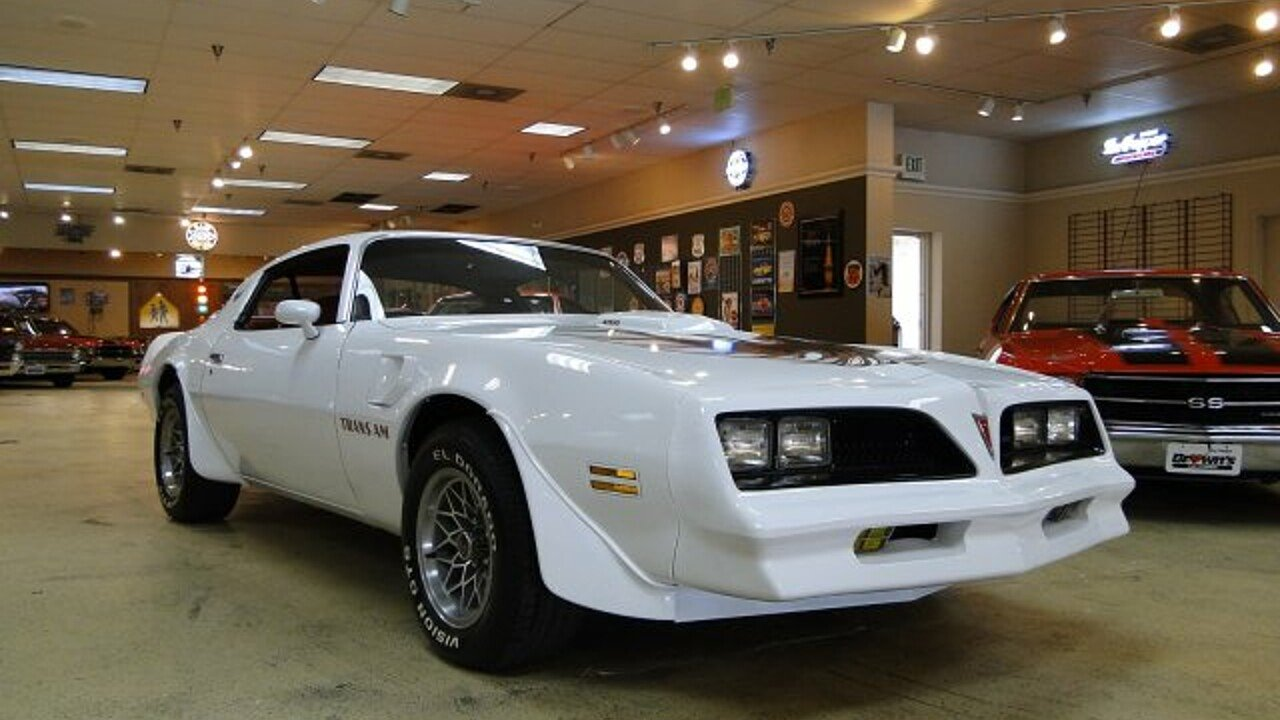 1977 Pontiac Firebird for sale 100818020