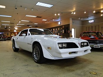 1977 Pontiac Firebird for sale 100945109