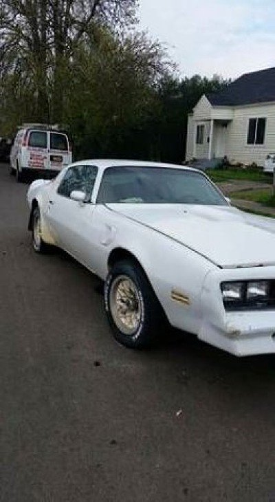1977 Pontiac Firebird for sale 100837079