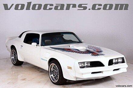 1977 Pontiac Firebird for sale 100924520