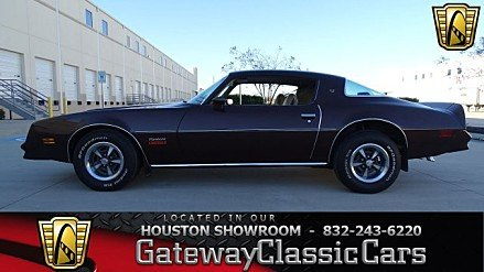 1977 Pontiac Firebird for sale 100965315