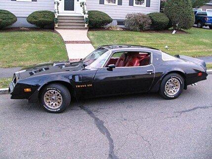 1977 Pontiac Firebird for sale 100989709