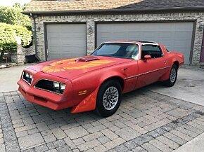 1977 Pontiac Firebird for sale 100996380