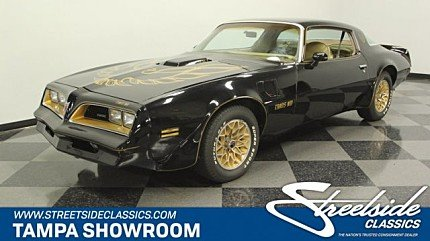 1977 Pontiac Firebird for sale 101018236