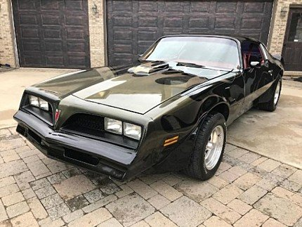 1977 Pontiac Firebird for sale 101030050