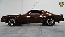 1977 Pontiac Firebird for sale 101036307