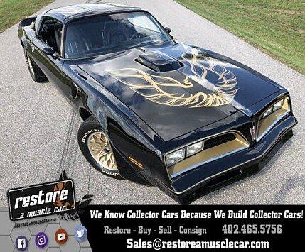 1977 Pontiac Firebird for sale 101039044