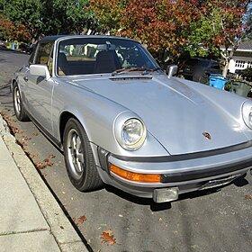 1977 Porsche 911 SC Targa for sale 100868301