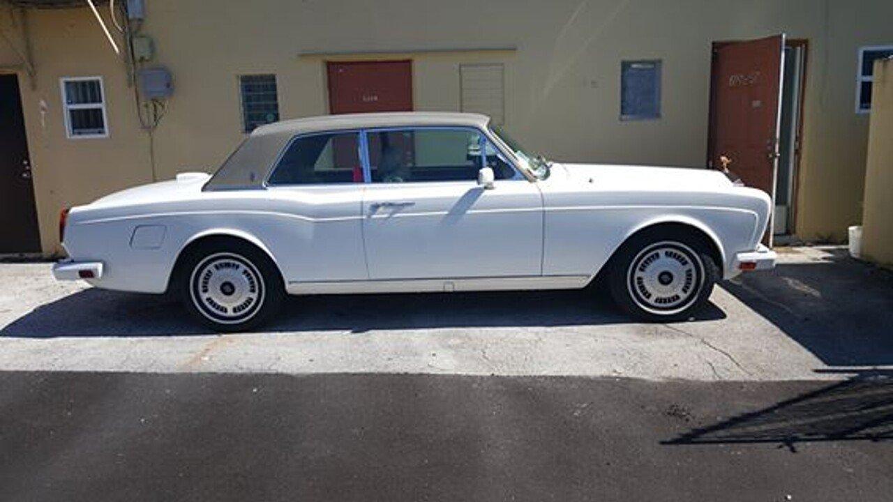 1977 Rolls-Royce Corniche for sale 100838588