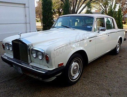 1977 Rolls-Royce Silver Shadow for sale 100838317