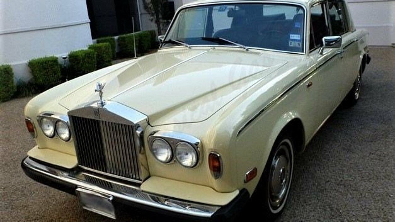 1977 Rolls-Royce Silver Wraith II for sale 100860463