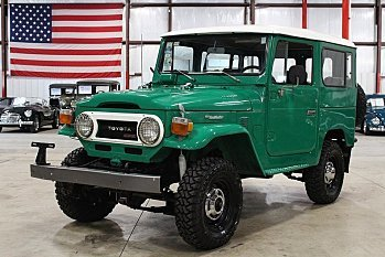 1977 Toyota Land Cruiser for sale 100889584