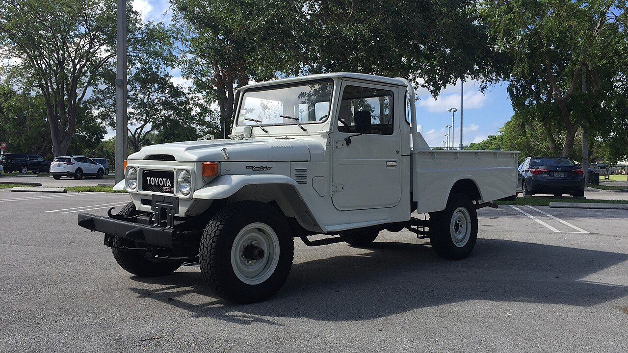 1977 Toyota Land Cruiser for sale 100934894