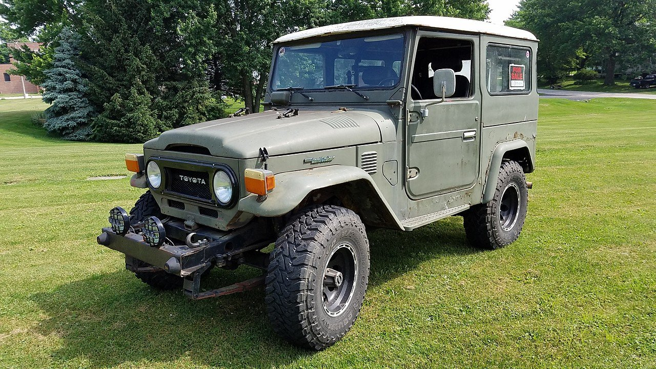 1977 Toyota Land Cruiser for sale 101002730