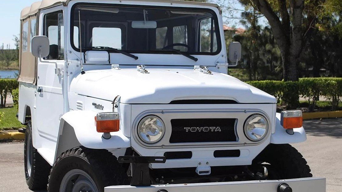 1977 Toyota Land Cruiser for sale 101024463