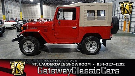 1977 Toyota Land Cruiser for sale 100819606