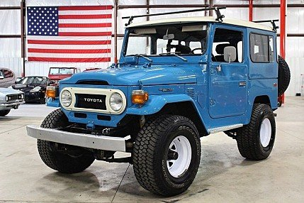 1977 Toyota Land Cruiser for sale 100866686