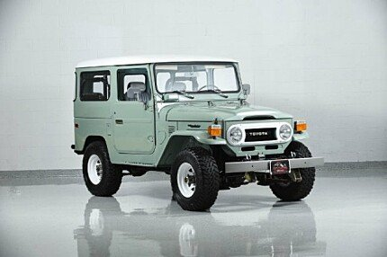 1977 Toyota Land Cruiser for sale 101004394