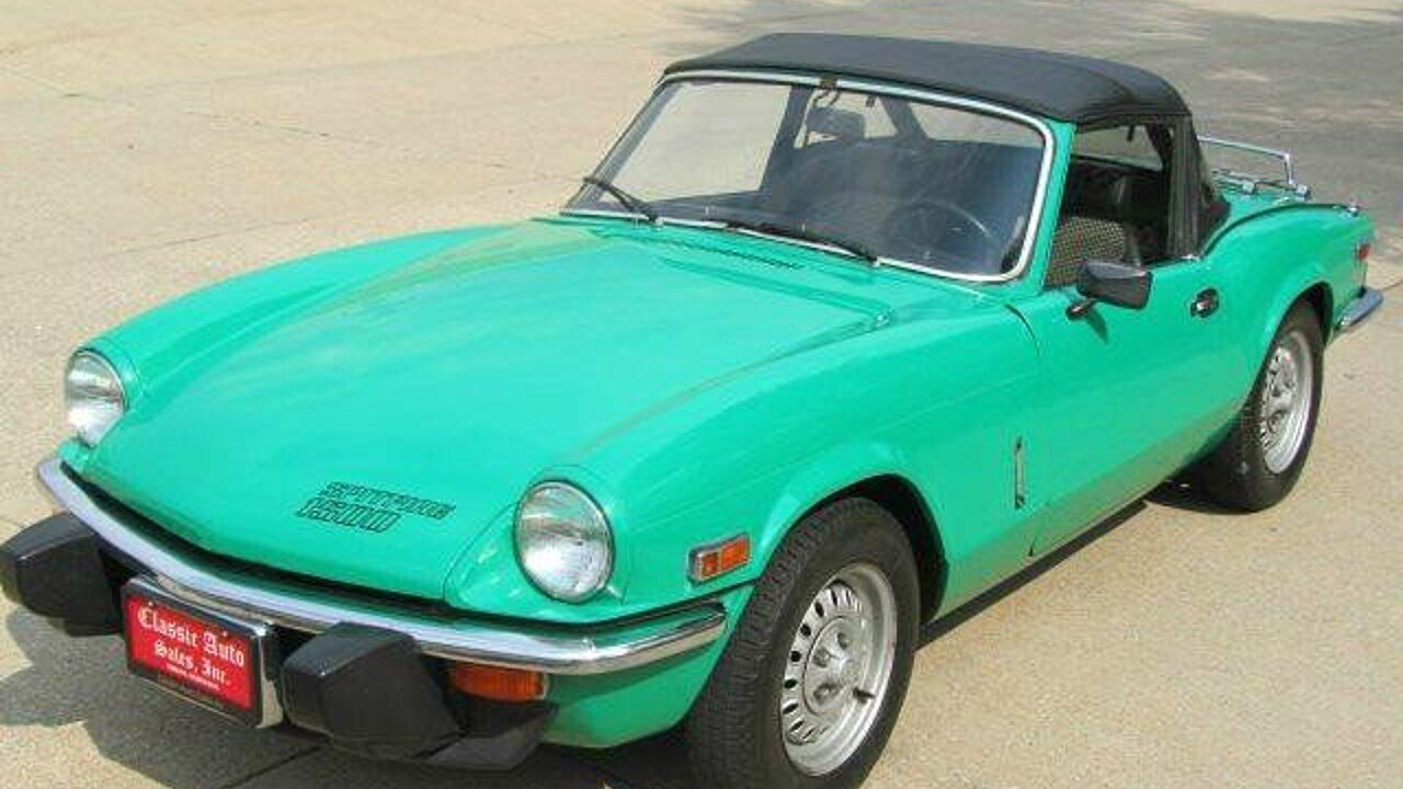 1977 Triumph Spitfire for sale near Omaha, Nebraska 68164 - Classics ...