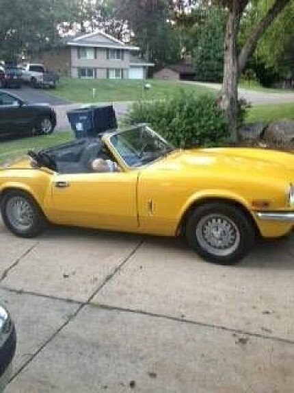 1977 Triumph Spitfire for sale 100829880